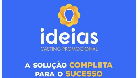 Agência Ideias Casting Promocional