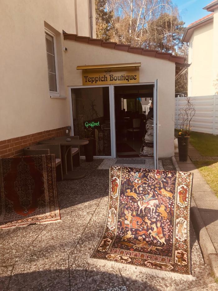 Bild zu Teppich Boutique - Sawicka in Berlin