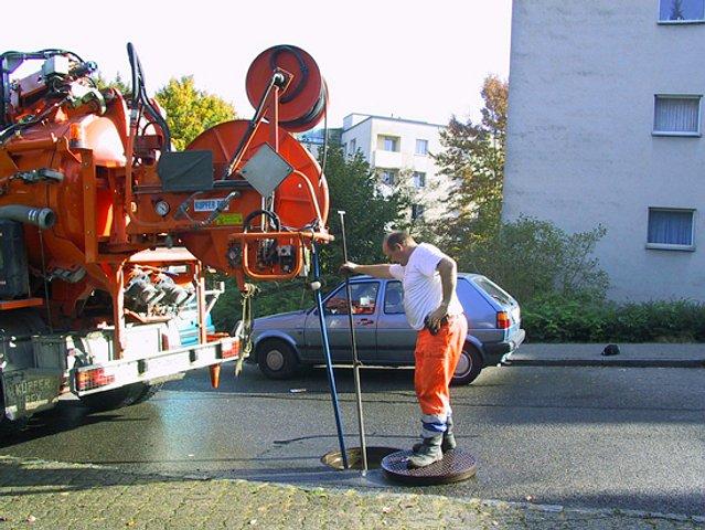 Huber Hans Jörg Rohr- und Kanalreinigung