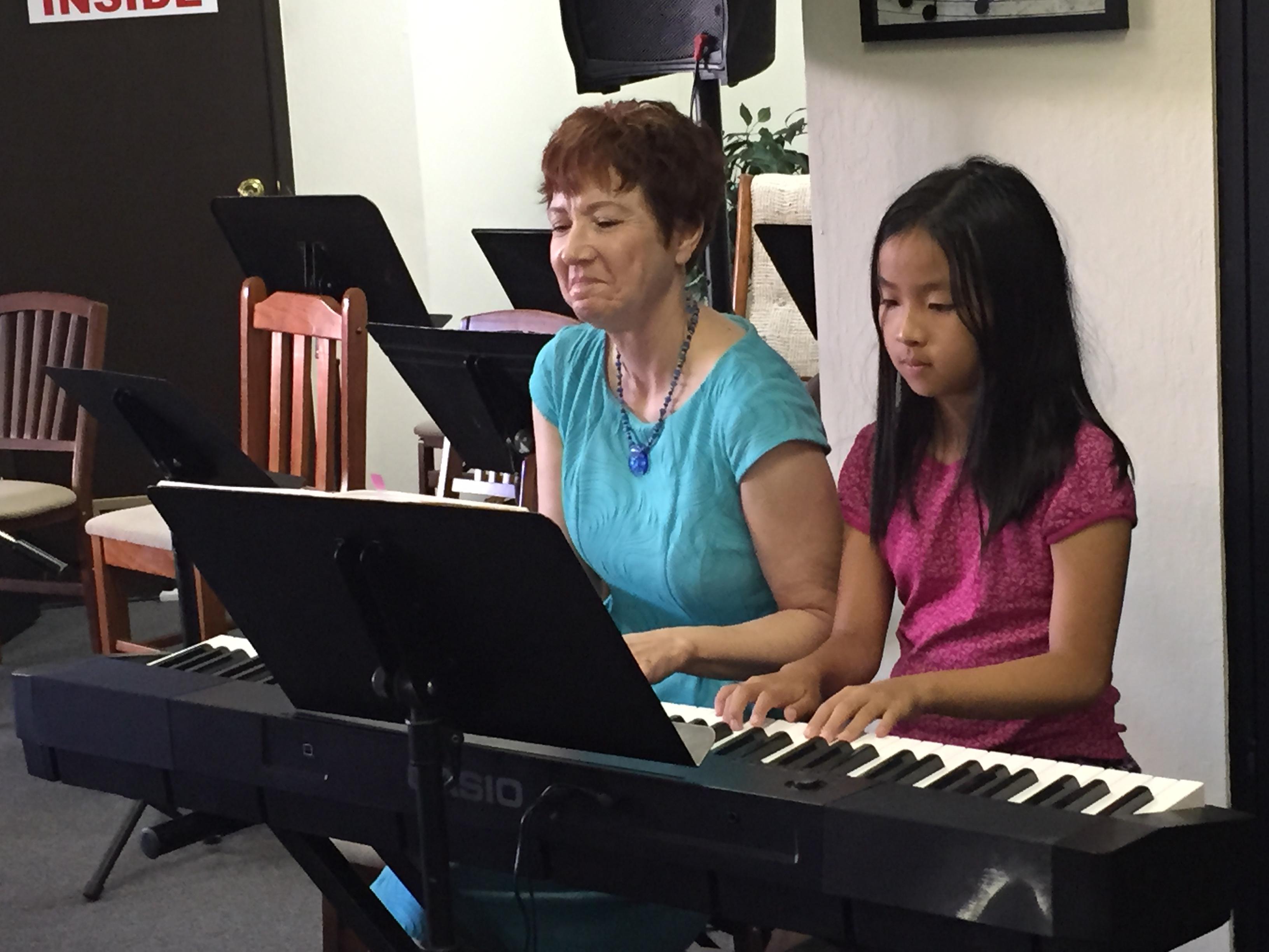 Aria School of Music & Art