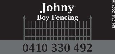 Johny Boy Fencing - Berwick, VIC 3806 - 0410 330 492 | ShowMeLocal.com