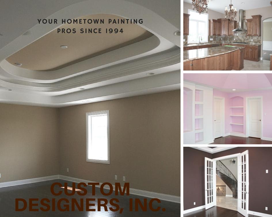 Custom Designers Inc