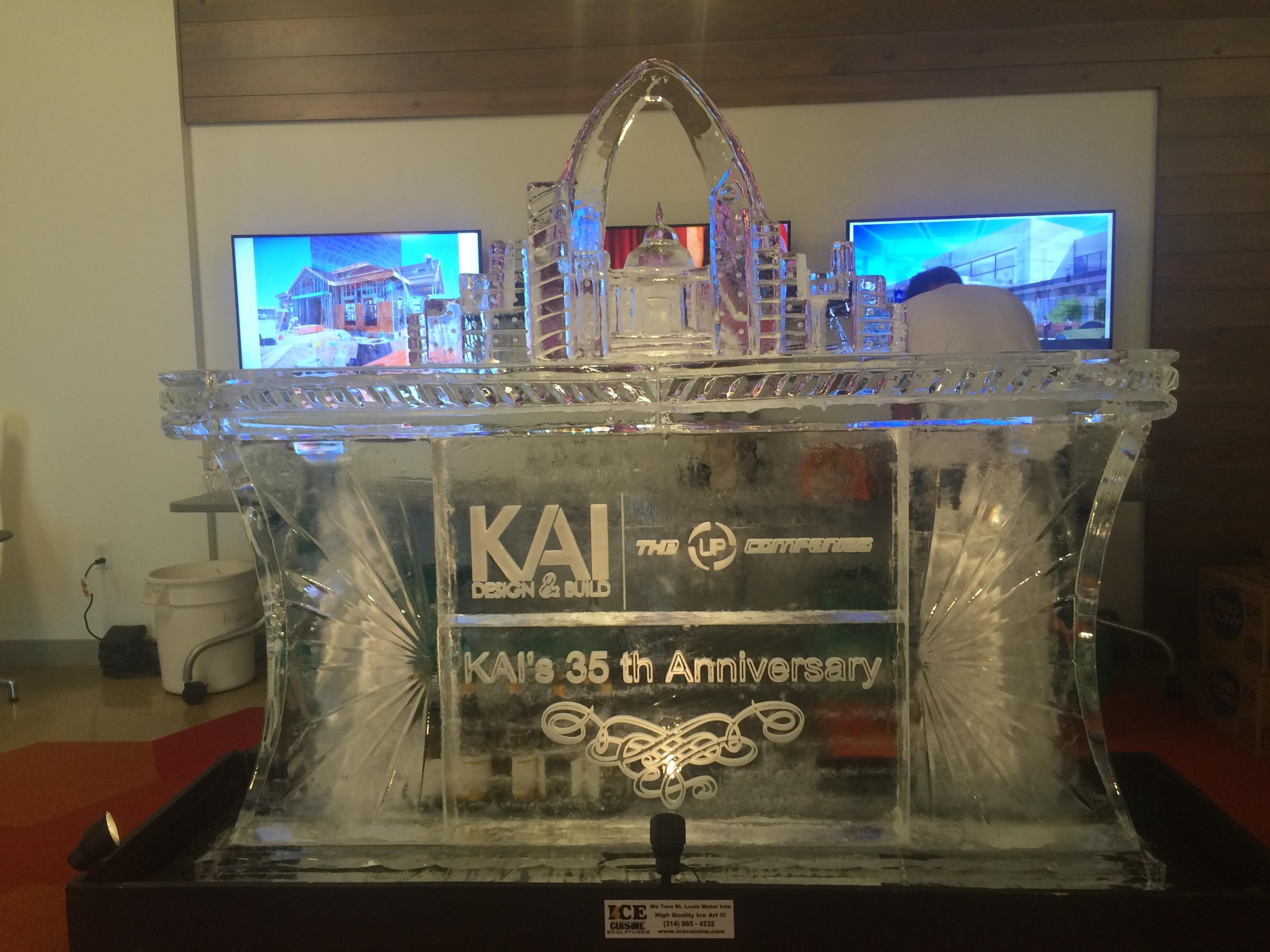 Ice Cuisine Sculptures