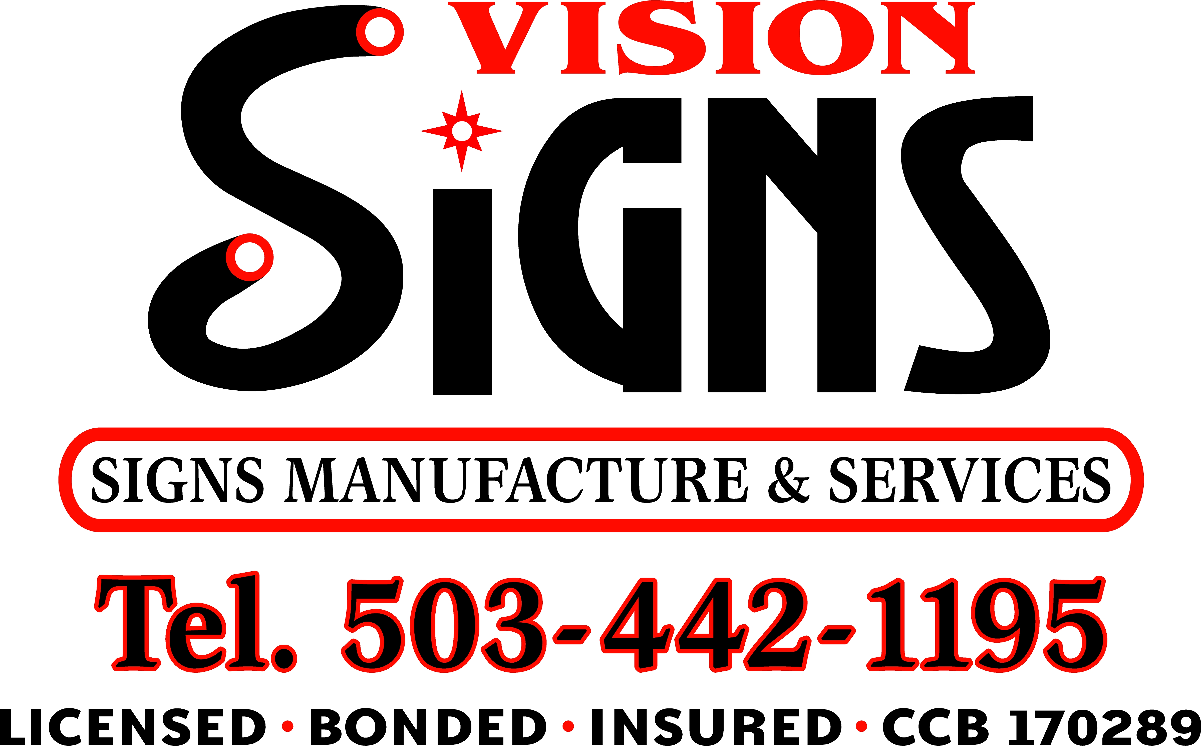 VISION SIGNS