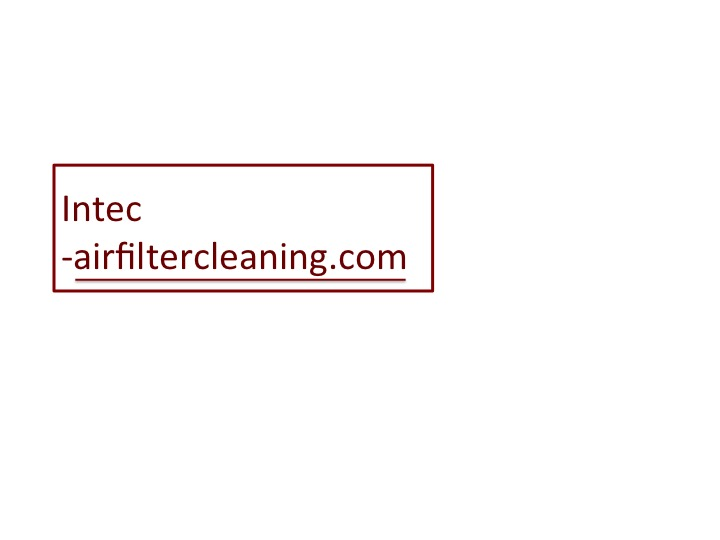 Intec-airfiltercleaning