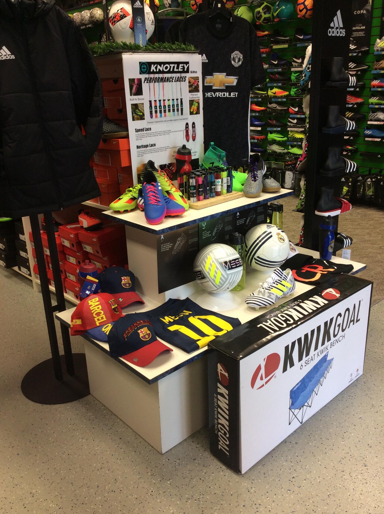 DMK Sports Soccer Shop