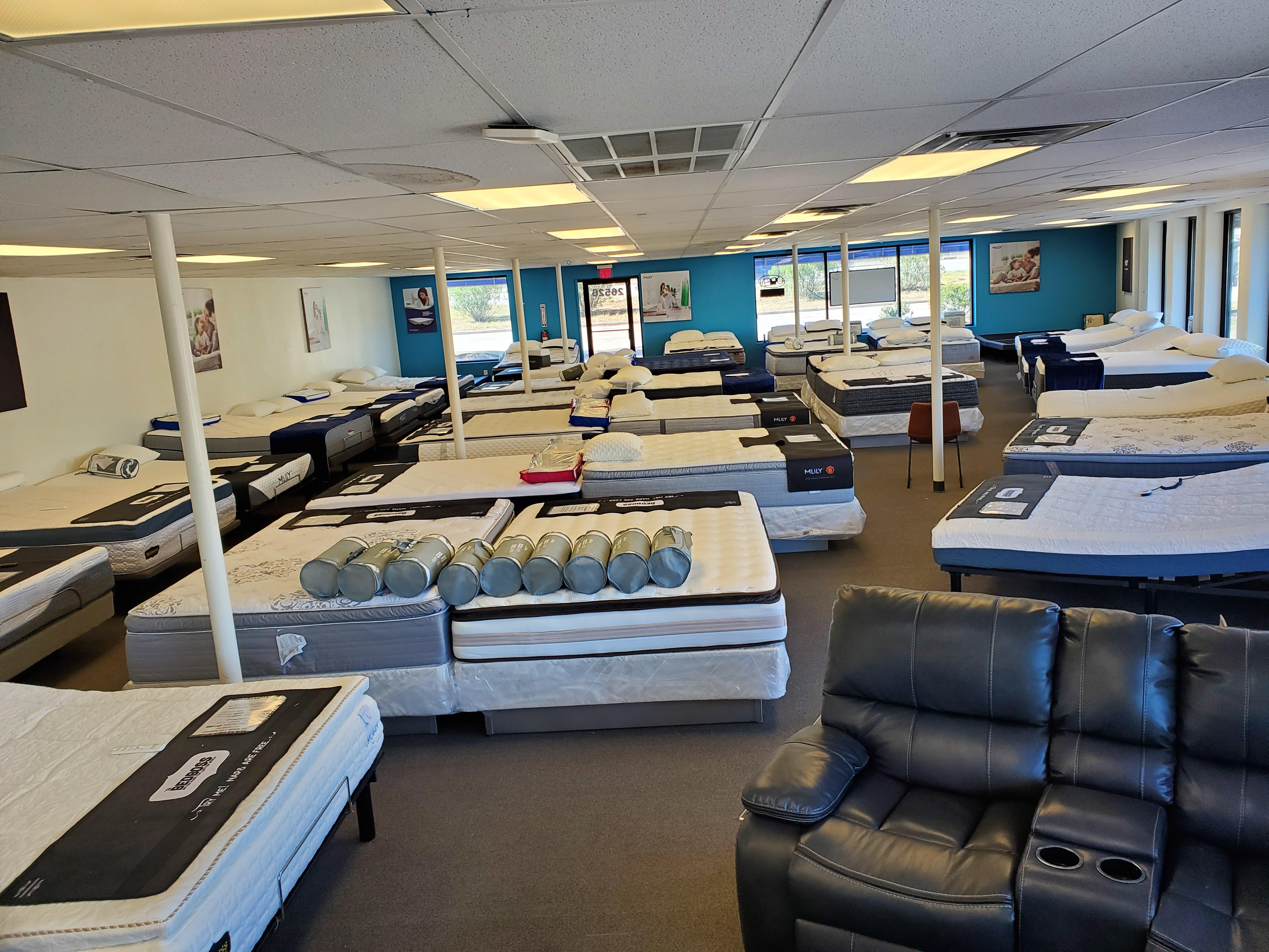 Mattress Clearance Centers