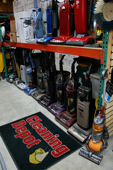 Cleaning Depot Supply