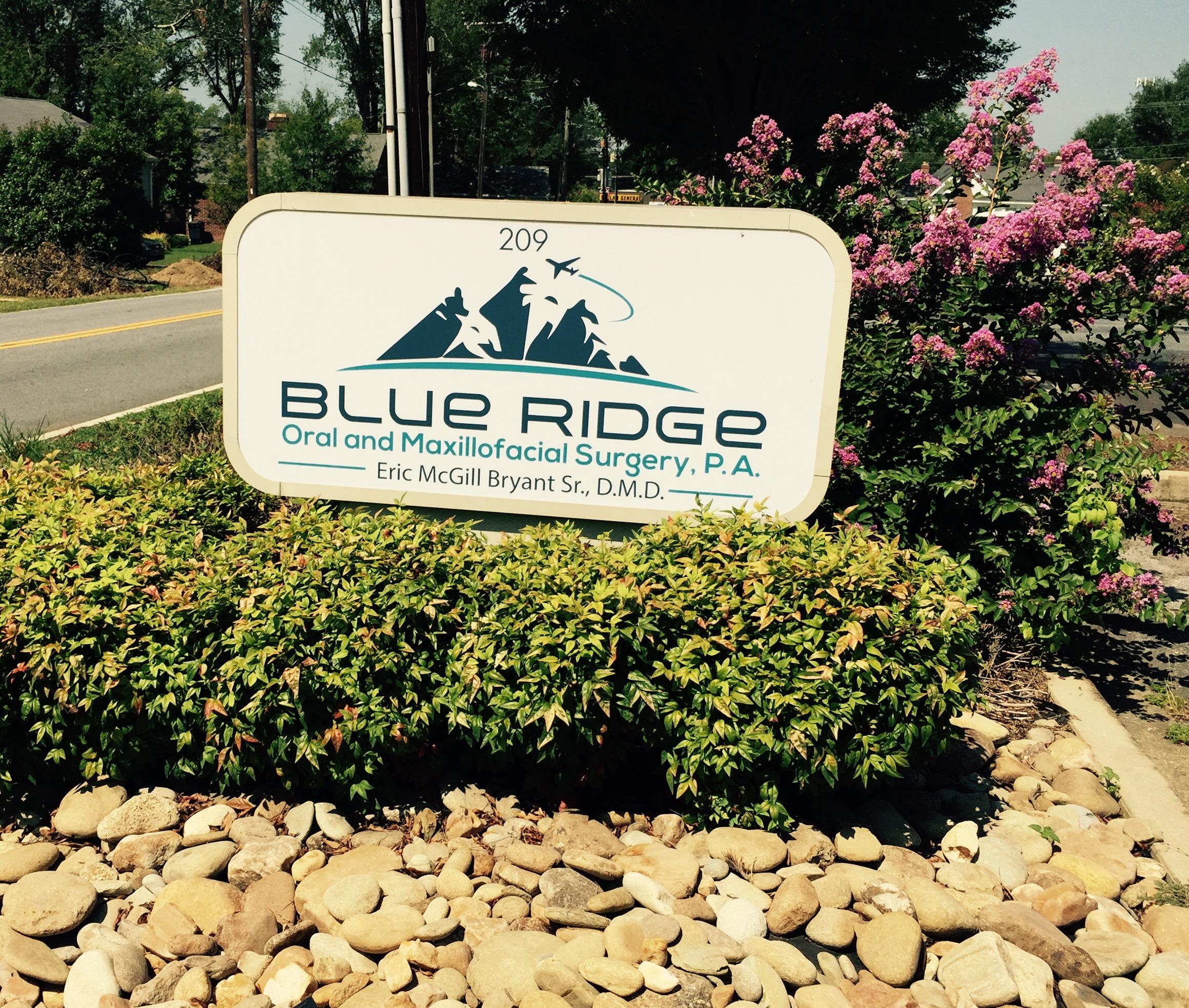 Blue Ridge Oral and Maxillofacial Surgery, P.A.