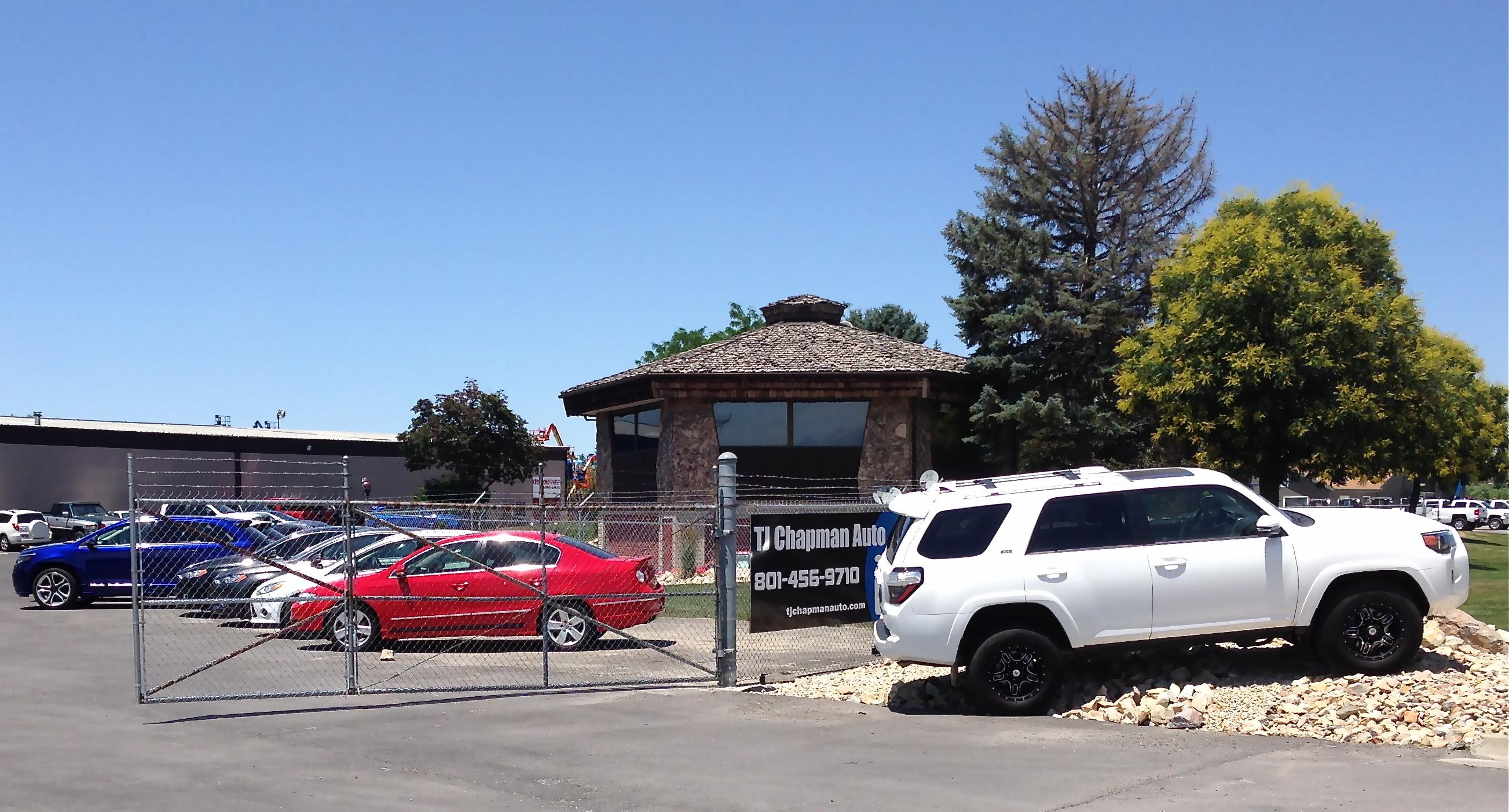 TJ Chapman Auto - Salt Lake City, UT 84116 - (801)456-9710 | ShowMeLocal.com