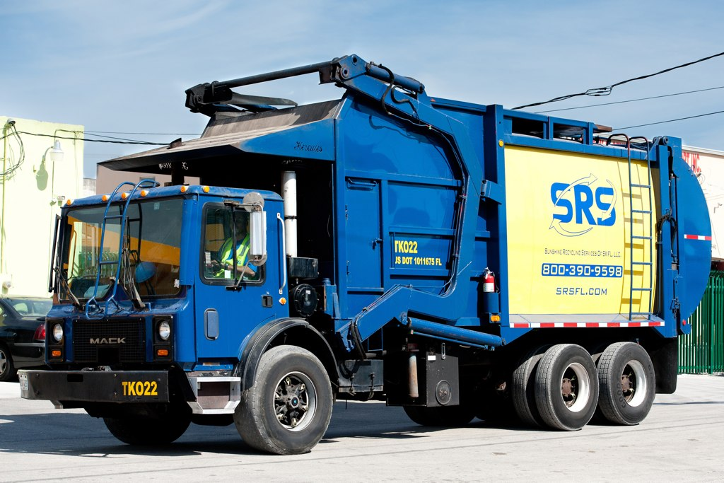 SRS - Sunshine Recycling Services