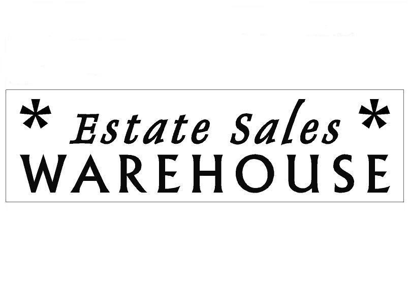 Estate Sales Warehouse Logo