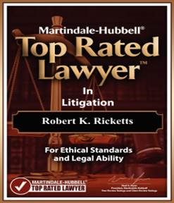 Law Office of Robert Kendall Ricketts | 8849 Pacific Ave S, Tacoma, WA, 98444 | +1 (253) 535-2211