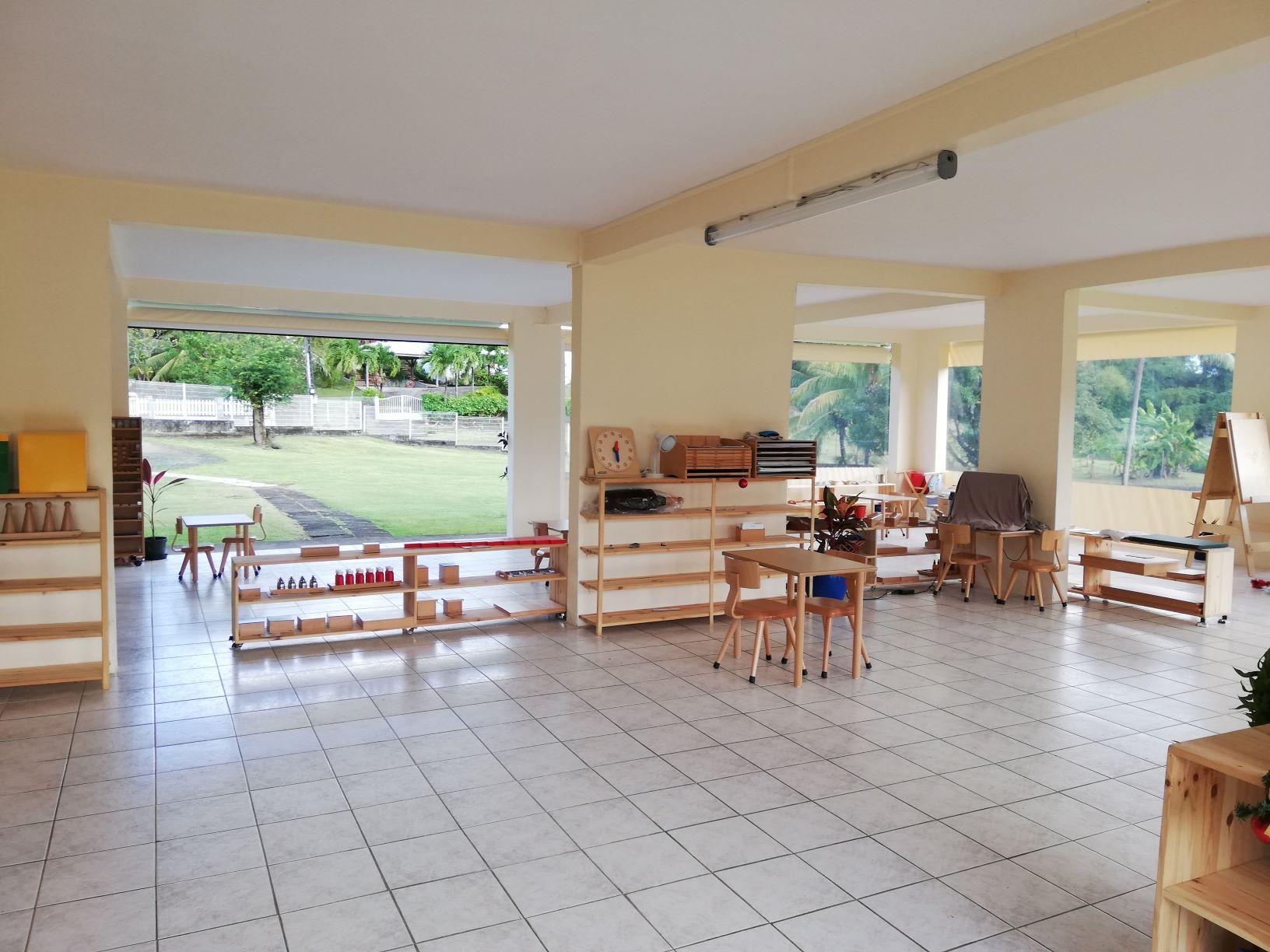 Caribbean Montessori School (CMS)