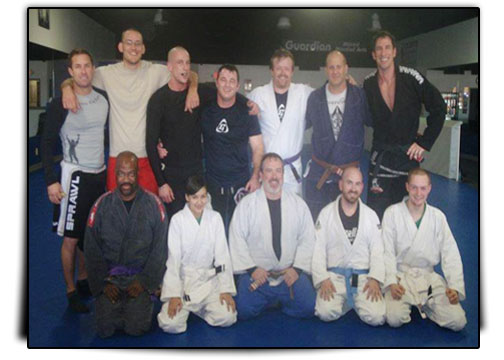 Guardian Mixed Martial Arts