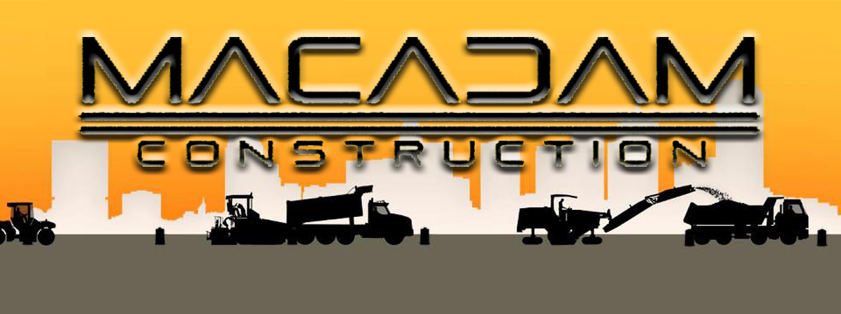 MACADAM Construction