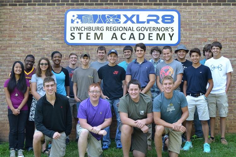 XLR8-Lynchburg Regional Governor's STEM Academy
