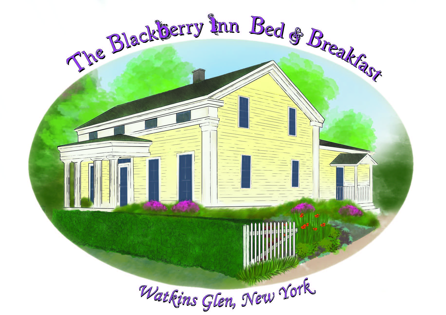 The Blackberry Inn Bed & Breakfast