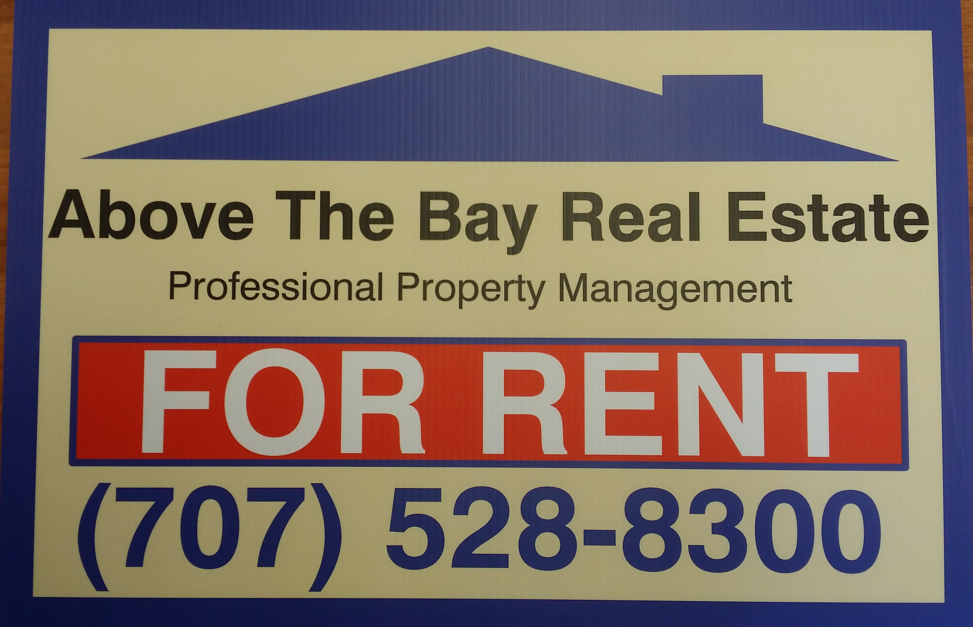 Above The Bay Real Estate