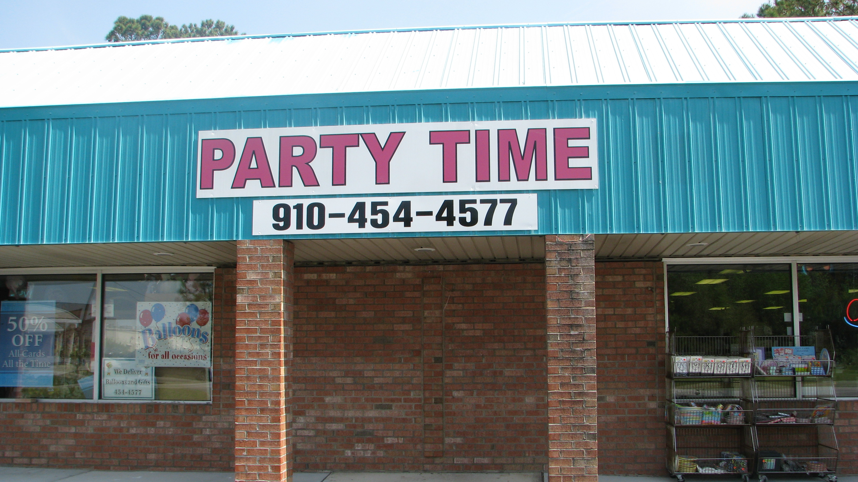 Party Time Inc