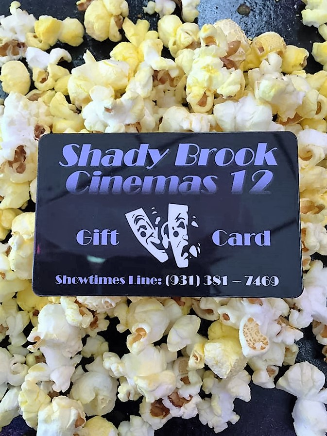 Shady Brook Cinemas 12