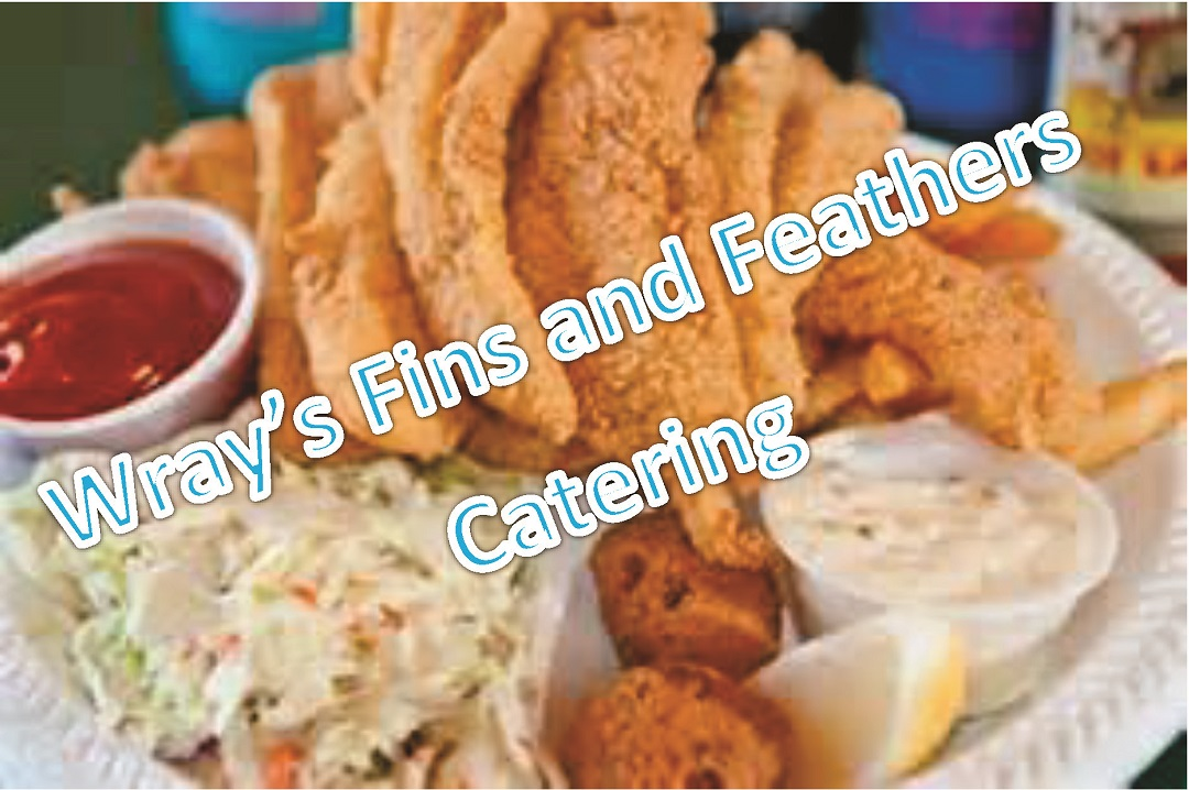 Wray's Fins and Feathers Catering