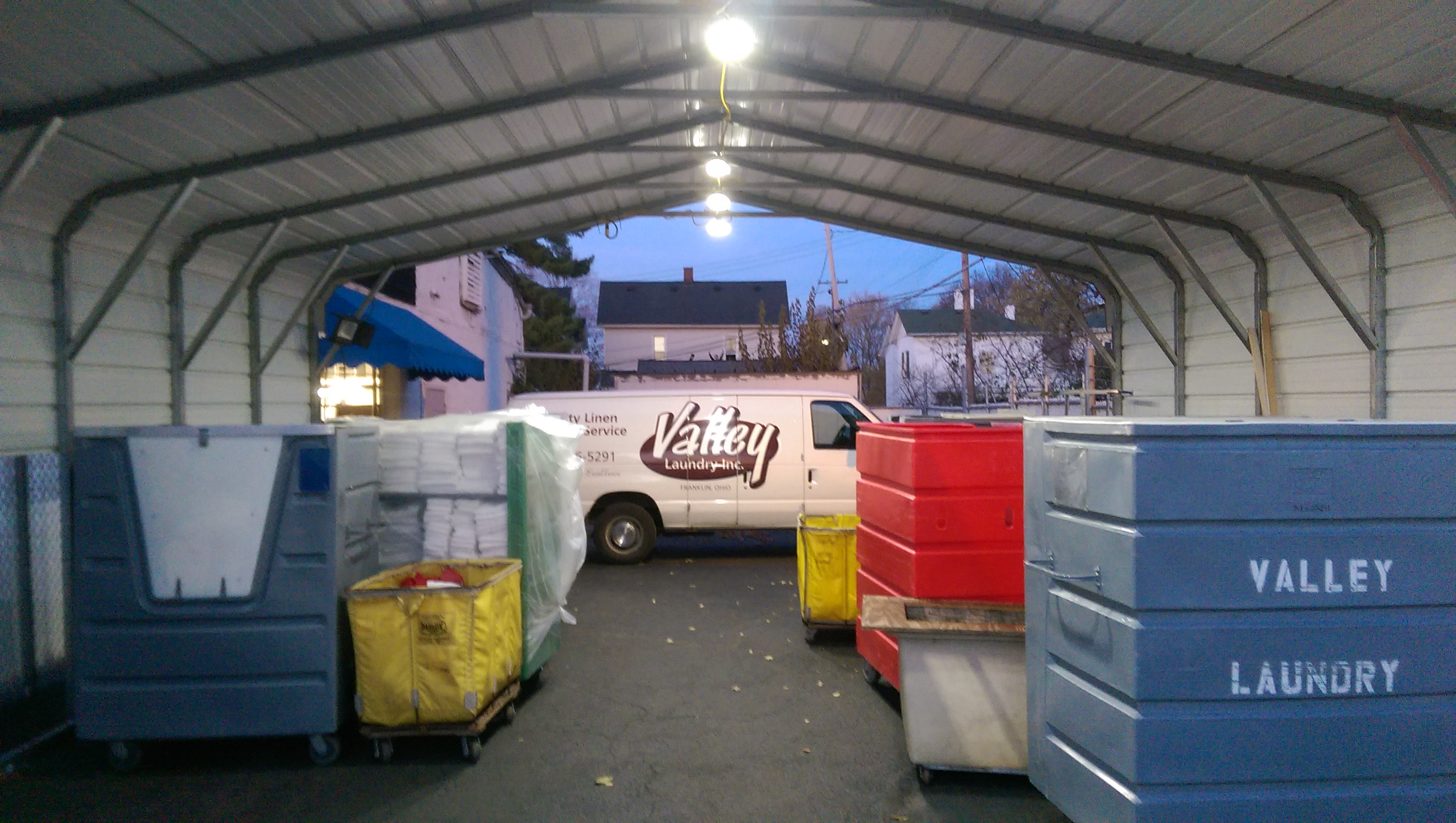 Valley Laundry Inc