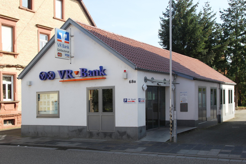 VR Bank Südpfalz eG VR-SISy-Filiale Landau-Queichheim