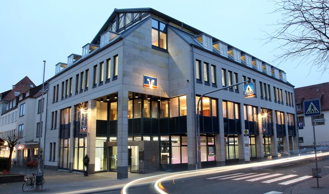 VR Bank Südpfalz eG - Hauptstelle Landau