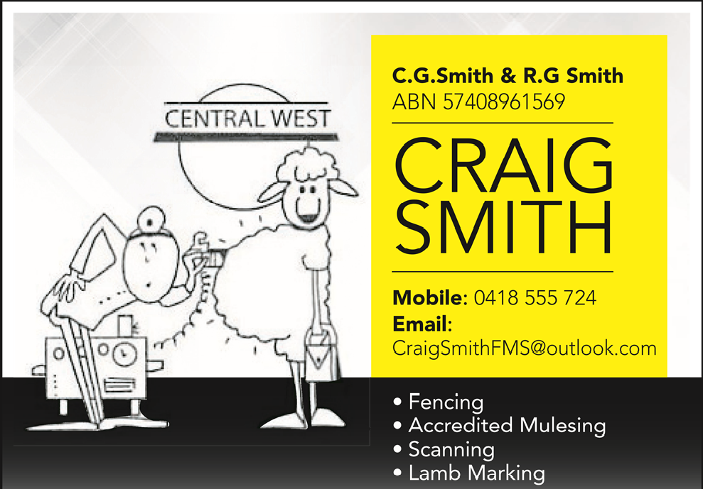 C.G SMITH & R.G SMITH - Grenfell, NSW 2810 - 0418 555 724 | ShowMeLocal.com