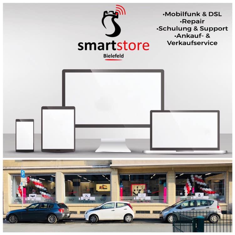 Smart Store Bielefeld