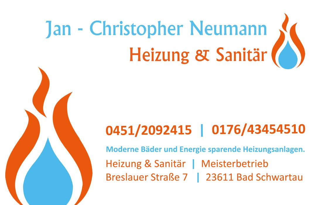 Bild zu Jan - Christopher Neumann Heizung & Sanitär in Bad Schwartau