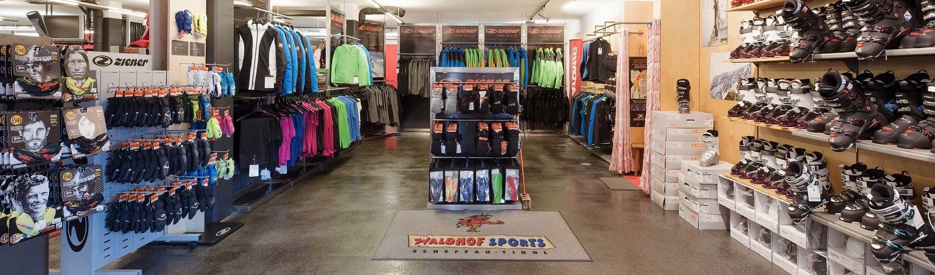 Waldhof Sports Skiverleih