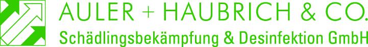 AULER + HAUBRICH & CO. SCHÄDLINGSBEKÄMPFUNG & DESINFEKTION GMBH