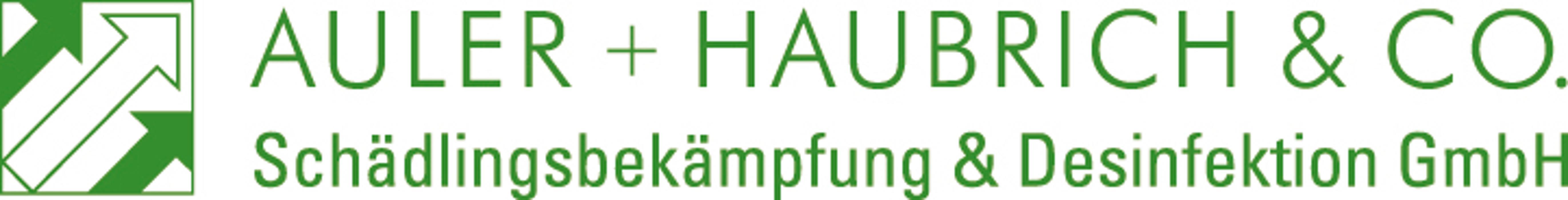 Bild zu AULER + HAUBRICH & CO. SCHÄDLINGSBEKÄMPFUNG & DESINFEKTION GMBH in Mannheim