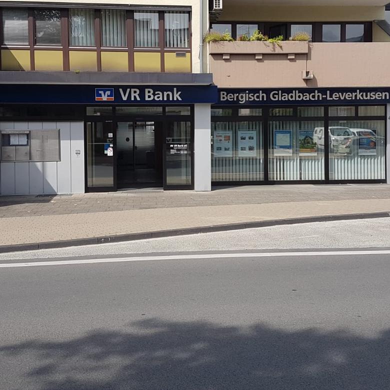 VR Bank eG Bergisch Gladbach-Leverkusen Geschäftsstelle Lützenkirchen