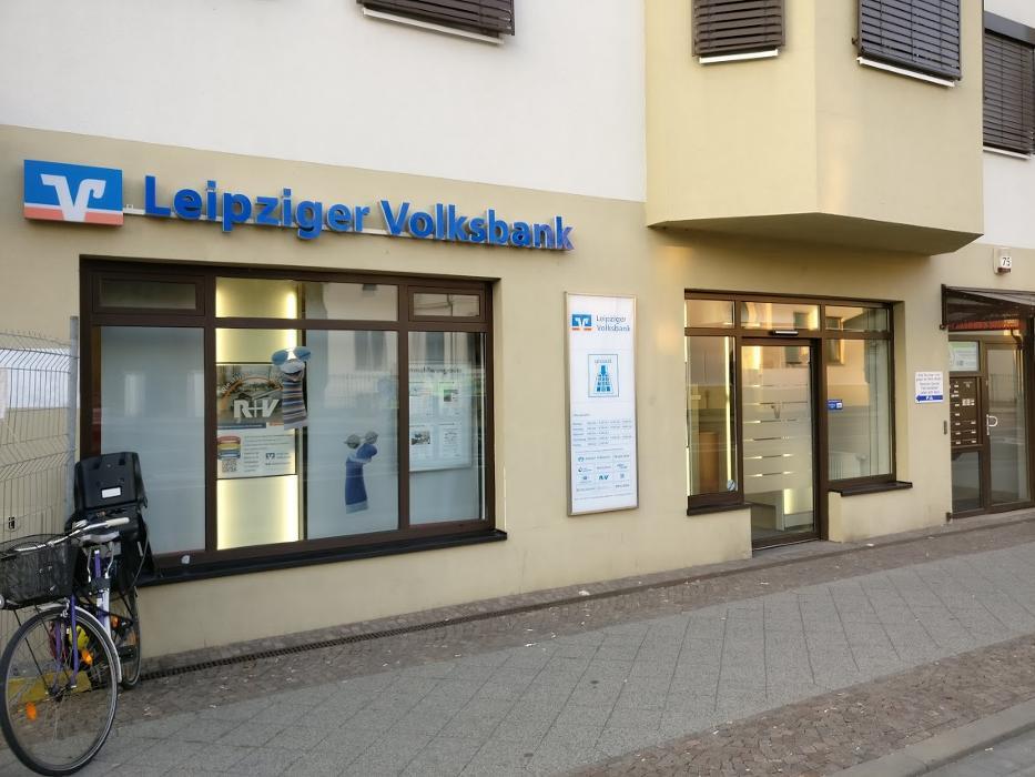 Bild der Leipziger Volksbank - Geschäftsstelle Leipzig-Stötteritz