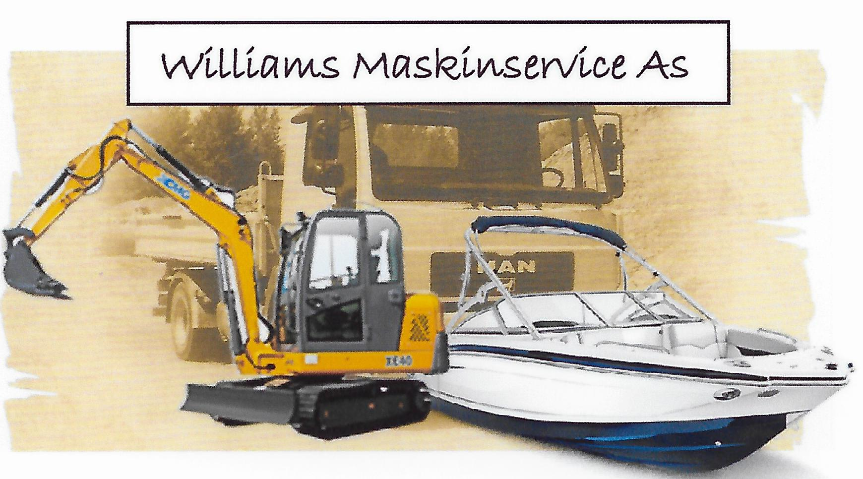 Williams Maskinservice As