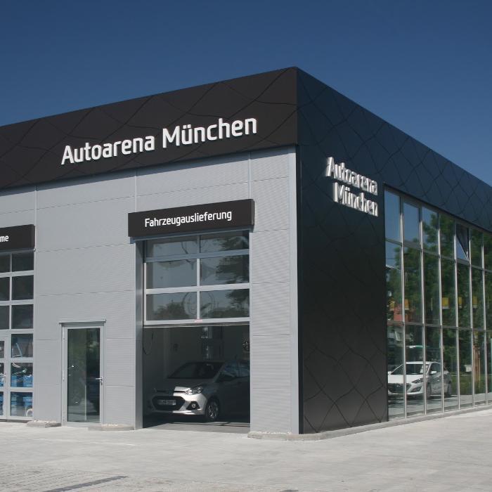 Bild zu Autoarena München GmbH in München
