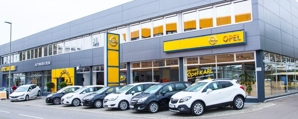 Automobilforum Pfullingen-Reutlingen GmbH