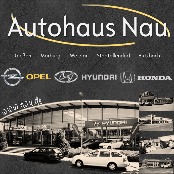 Bild zu Autoarena Nau GmbH in Gießen