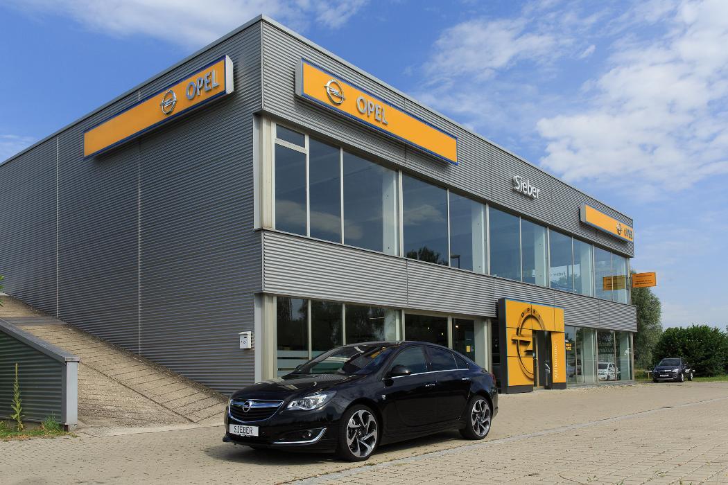 Bild der Autohaus Sieber GmbH