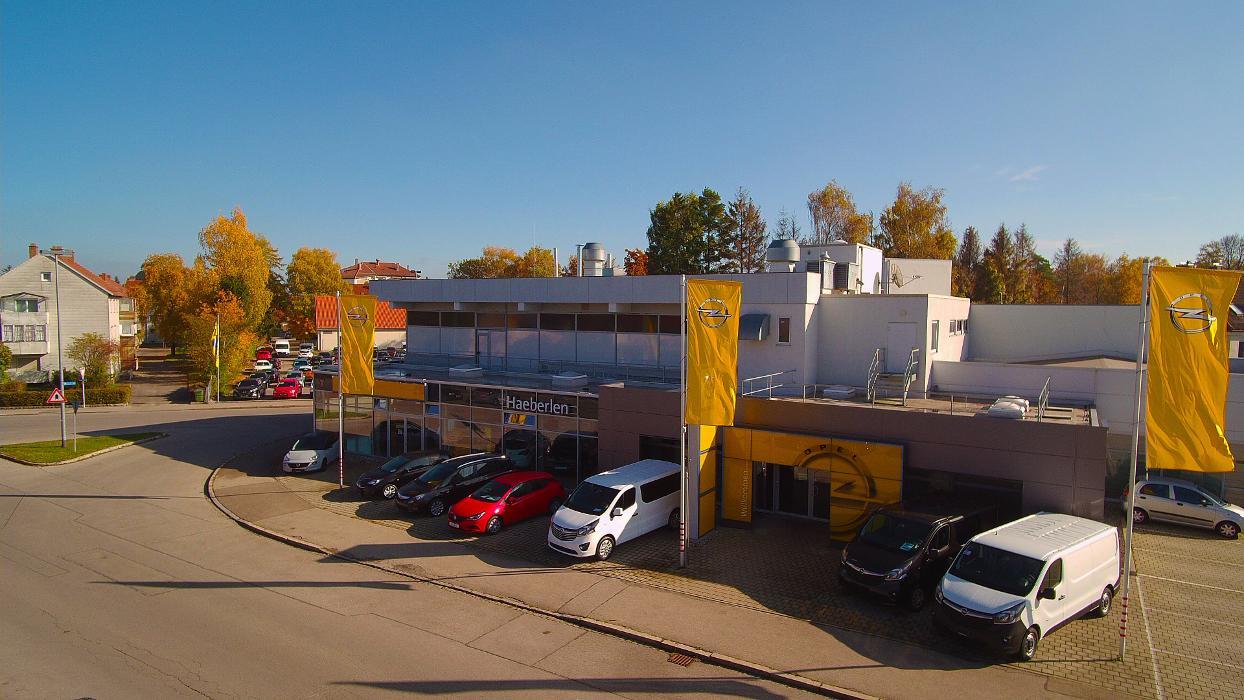 Bild der Autohaus Haeberlen GmbH