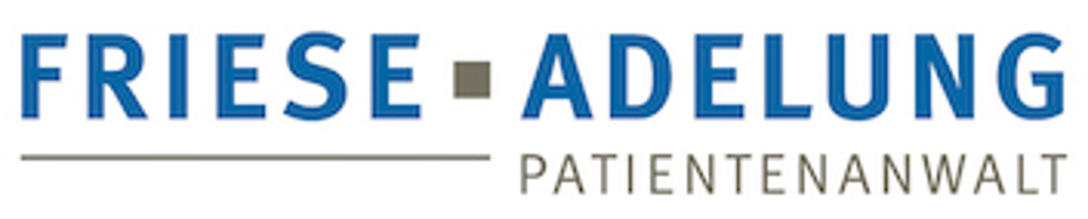 Bild zu Patientenanwalt - Rechtsanwälte Friese und Adelung Partnerschaft mbB in Frankfurt am Main