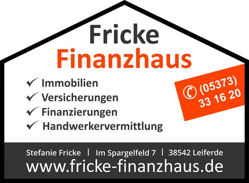 Bild zu Fricke Finanzhaus - Immobilien I Versicherungen I Finanzierungen in Leiferde Kreis Gifhorn