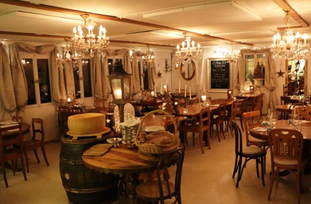 Restaurant Hämmerli Palace