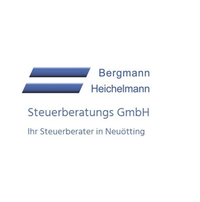 Bild zu Bergmann - Heichelmann Steuerberatungsgesellschaft mbH in Neuötting