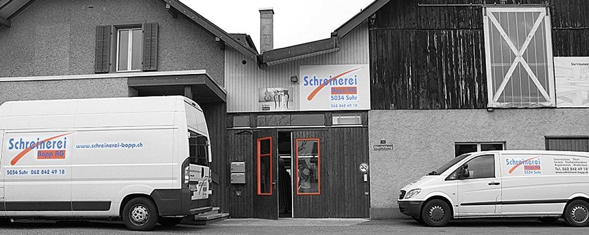 Schreinerei Bopp AG