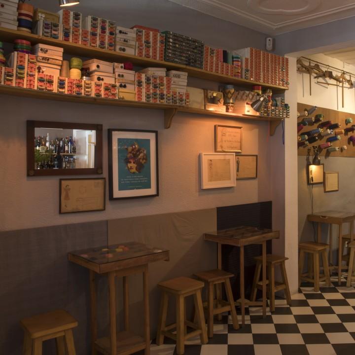ALFAIATARIA Bar