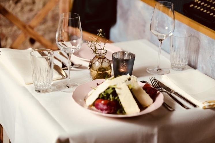 BonVivant   Fisch & Fleisch Restaurant   Candle Light Dinner   Abendessen Empfehlung Messe Frankfurt